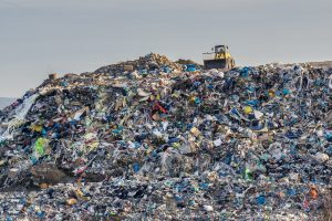 What happens at Landfill?