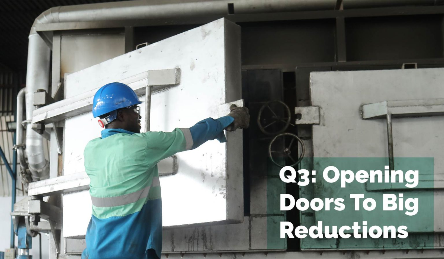 Opening Doors To Big Reductions – Q3, 2020 Results Show