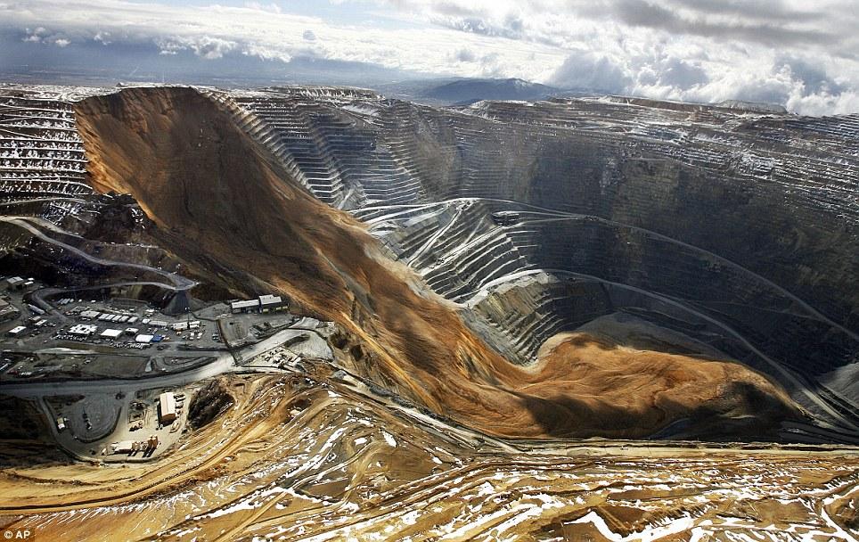 We've Got A Mining Problem