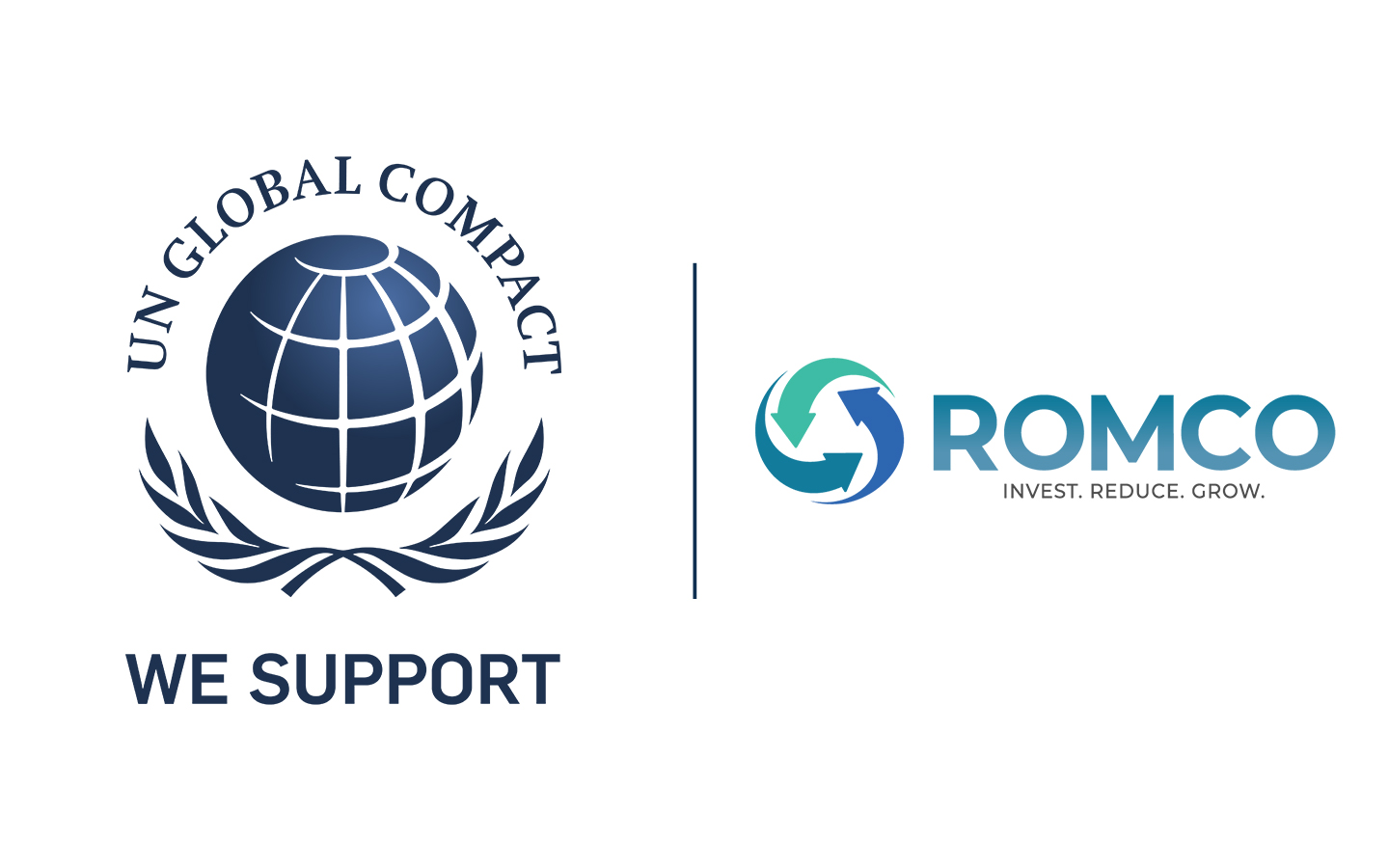 Company Announcement: Romco Have Signed The UN Global Compact